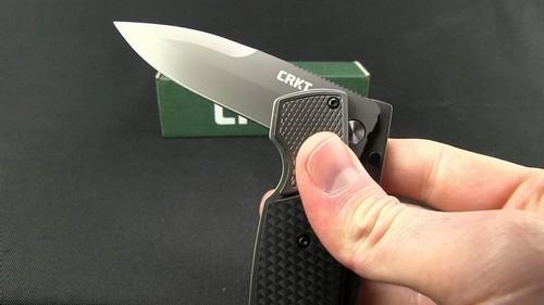 CRKT Fulcrum - ножик с секретов.