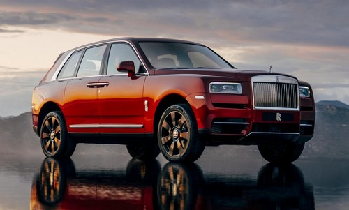 Rolls Royce Made His First Jeep World News