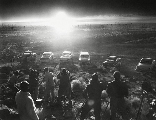 В Лас-Вегасе была целая ядерная культура.