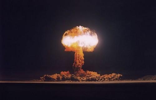 Ужасные и завораживающие фото ядерных взрывов.