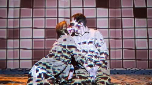 "Ivan Vyrypaev's new play ""Sun Line"""