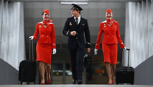 """""""Aeroflot"""" by 12% will increase the number of tickets for """"flat"""" tariffs"""