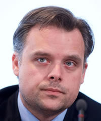 Philippe De Backer- Belgian Secretary of State for Privacy - one of the speakers at the Brussels DPO conference on Wednesday, 25th of April, 2018 - the first of a series of European data protection conferences