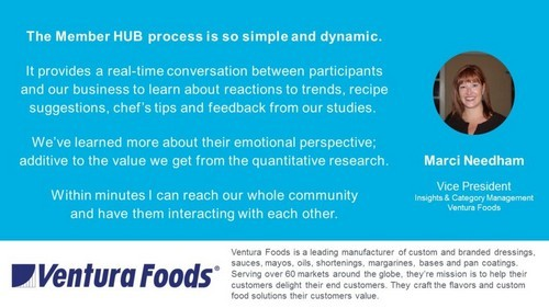 Leveraging Member Hubs to improve customer relationships: A Q&A with Marci Needham of Ventura Foods