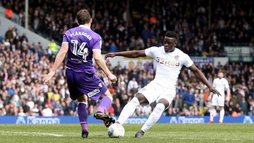 Sampdoria sign Ronaldo: Vieira completes £6.2m move from Leeds