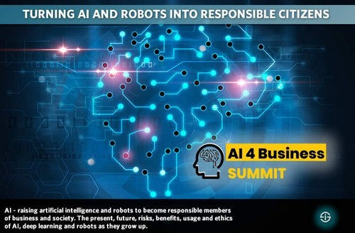 Turning AI, deep learning and robots from children into responsible citizens