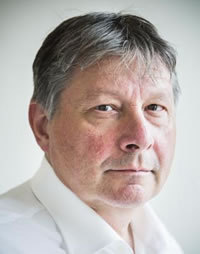 Willem Debeuckelaere - President of the Belgian Commission for the Protection of Privacy - source and courtesy VUB