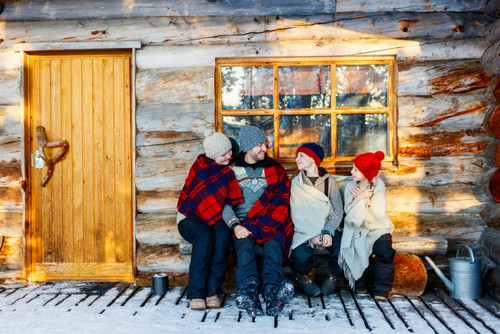 15 Tips on Capturing Holiday Photographs for Stock - Shoot Group Photos