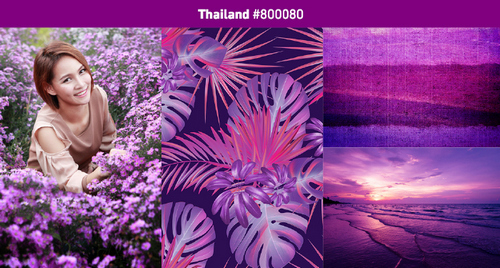 2019 Color Trends – Thailand