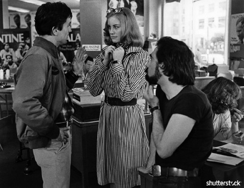 8 Iconic Movies from the New Hollywood Era, in Photos - Robert De Niro, Cybill Shepherd, and Martin Scorsese