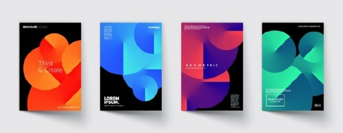 Top 10 Print Design Styles to Know About for 2019 - Gradient Geometrics