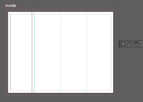 A Beginner's Guide to Creating Gate Fold Flyers in Adobe InDesign - Margin Spaces