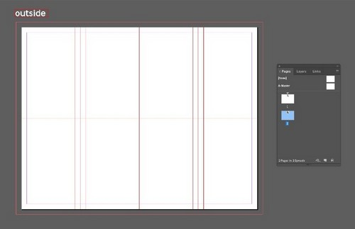 A Beginner's Guide to Creating Gate Fold Flyers in Adobe InDesign - Paste in Place