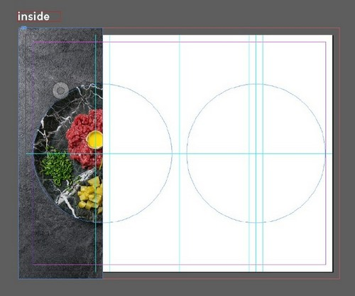 A Beginner's Guide to Creating Gate Fold Flyers in Adobe InDesign - Scale the Image