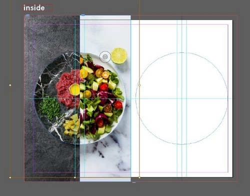 A Beginner's Guide to Creating Gate Fold Flyers in Adobe InDesign - Scale to Fit