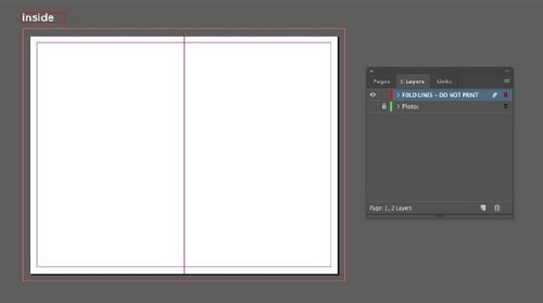 A Beginner's Guide to Creating Gate Fold Flyers in Adobe InDesign - Show Rulers