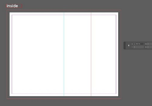 A Beginner's Guide to Creating Gate Fold Flyers in Adobe InDesign - Set Guides