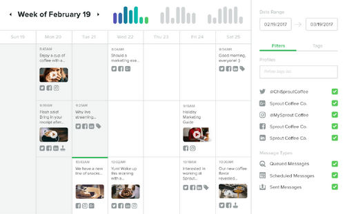 Pick the Perfect Social Media Scheduler For Your Business - Sprout Social