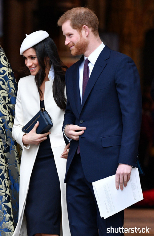 Prince Harry and Meghan Markle: The Year in Review - Commonwealth Day