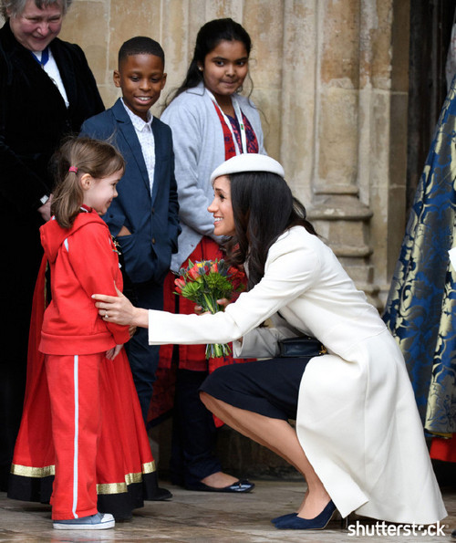 Prince Harry and Meghan Markle: The Year in Review - Meghan on Commonwealth Day