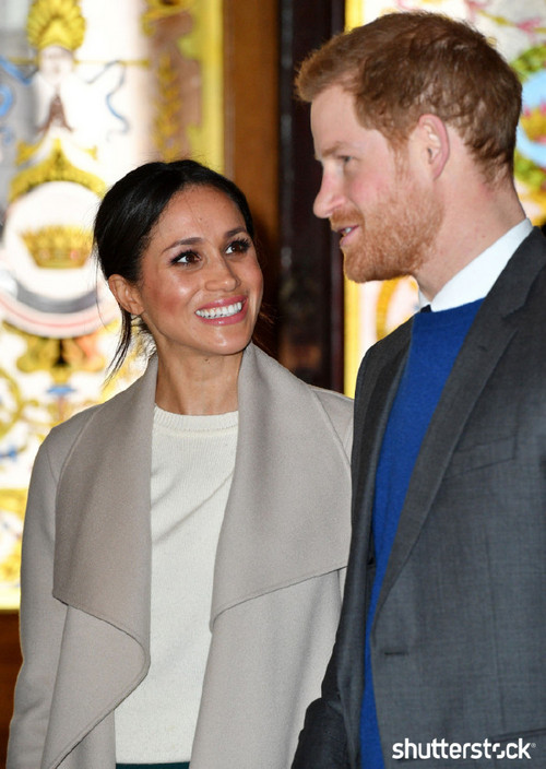 Prince Harry and Meghan Markle: The Year in Review - Harry and Meghan in Belfast