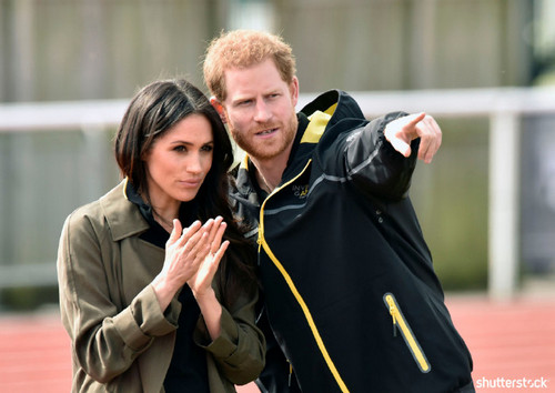 Prince Harry and Meghan Markle: The Year in Review - Bath University