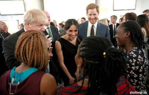 Prince Harry and Meghan Markle: The Year in Review - Women's Empowerment Reception