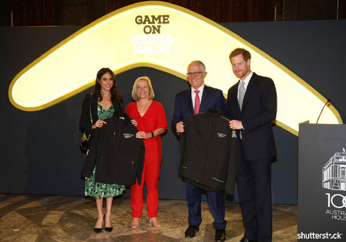 Prince Harry and Meghan Markle: The Year in Review - Commonwealth Heads of Government Invictus Games
