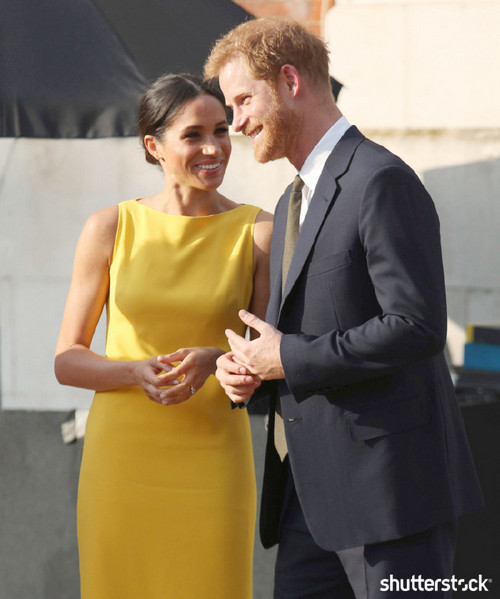 Prince Harry and Meghan Markle: The Year in Review - Commonwealth Youth Challenge