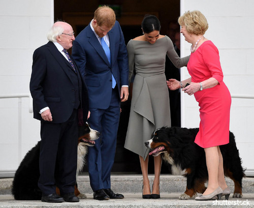 Prince Harry and Meghan Markle: The Year in Review - Ireland Visit