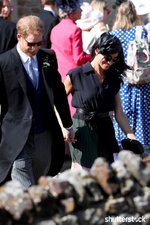 Prince Harry and Meghan Markle: The Year in Review - Jenks Van Strauber's Wedding