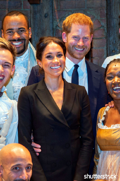 Prince Harry and Meghan Markle: The Year in Review - Hamilton Performance