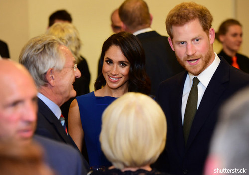 Prince Harry and Meghan Markle: The Year in Review - Peace Gala Music Event