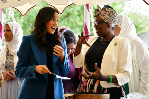 Prince Harry and Meghan Markle: The Year in Review - Together: Our Community Cookbook