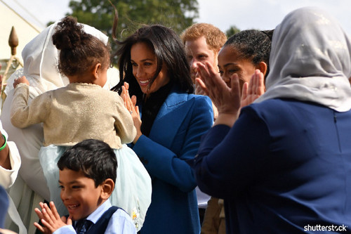 Prince Harry and Meghan Markle: The Year in Review - Hubb Community Kitchen