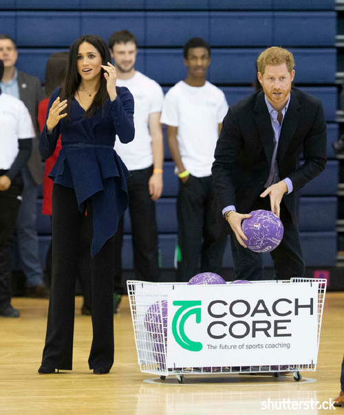 Prince Harry and Meghan Markle: The Year in Review - Coach Core