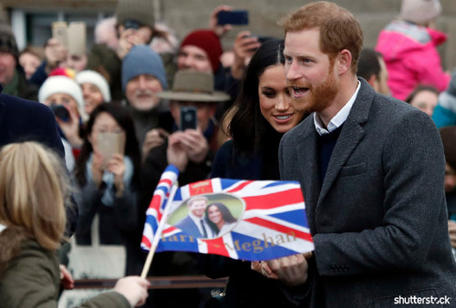 Prince Harry and Meghan Markle: The Year in Review - A Visit to Edinburgh