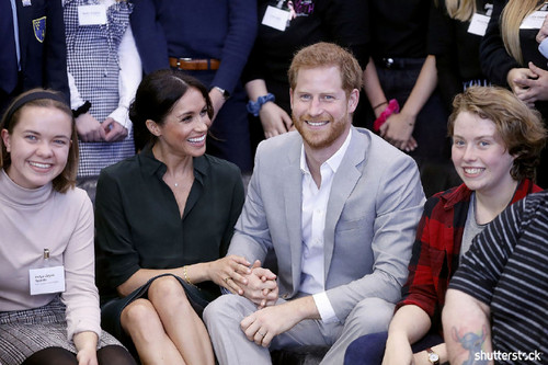 Prince Harry and Meghan Markle: The Year in Review - Visiting Sussex