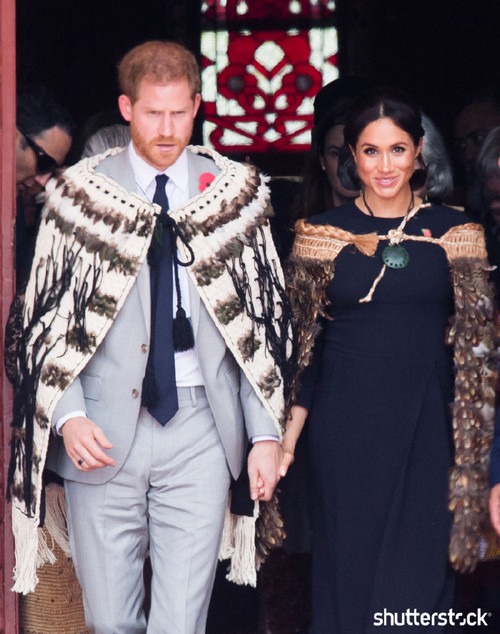 Prince Harry and Meghan Markle: The Year in Review - Together in Australia