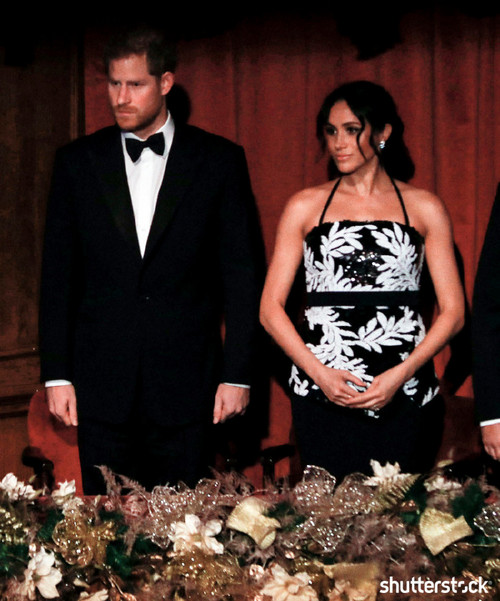 Prince Harry and Meghan Markle: The Year in Review - Royal Variety Performance Show