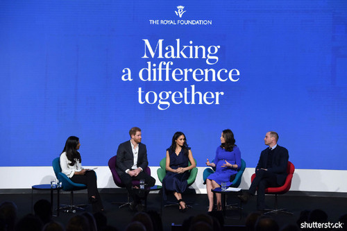 Prince Harry and Meghan Markle: The Year in Review - Royal Foundation Forum