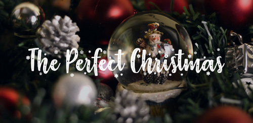 Free font for Christmas - The Perfect Christmas font