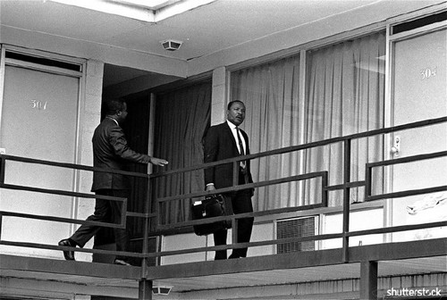 15 Breathtaking Photos from the Life of Martin Luther King Jr. - Lorraine Motel