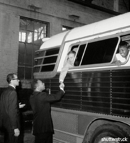 15 Breathtaking Photos from the Life of Martin Luther King Jr. - Freedom Riders
