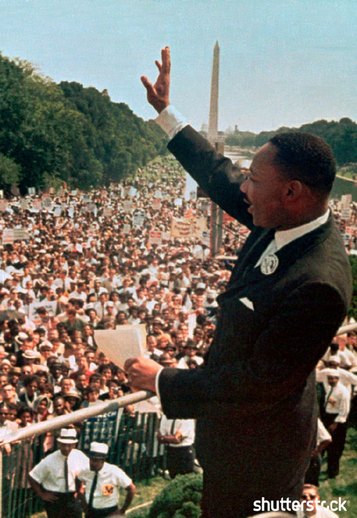 15 Breathtaking Photos from the Life of Martin Luther King Jr. - I Have a Dream
