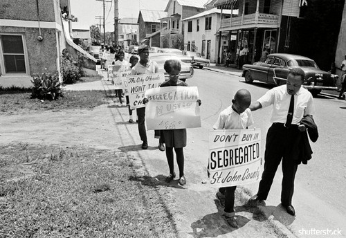 15 Breathtaking Photos from the Life of Martin Luther King Jr. - St. Augustine