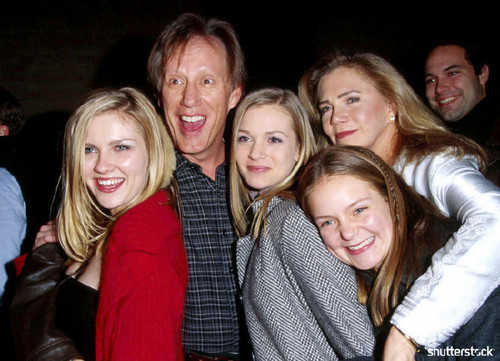 15 Priceless Photos from the Sundance Film Festival - The Virgin Suicides Cast