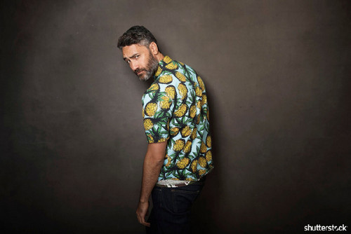 15 Priceless Photos from the Sundance Film Festival - Taika Waititi