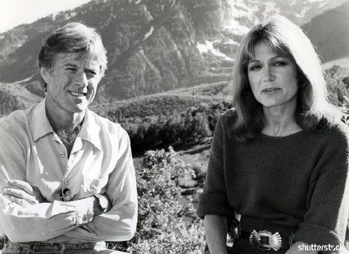 15 Priceless Photos from the Sundance Film Festival - Robert Redford