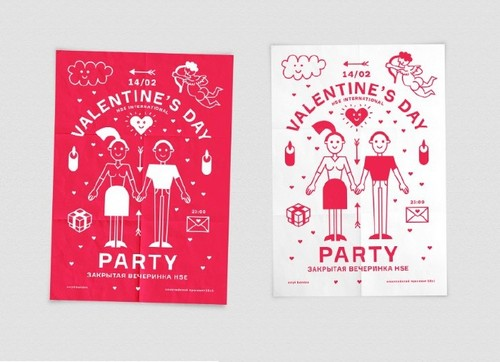 20 Trendy Valentine's Day Design Ideas to Inspire You - Symbolic Approach